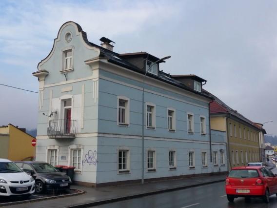 Feldkirchnerstrasse:  Wohnung // Büro - TOP Frequenz