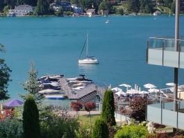 Velden - Tolle Seewohnung mit Marina - Restaurant und SPA