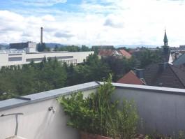 Exklusive Dachterrassenwohnung im Zentrum von Klagenfurt